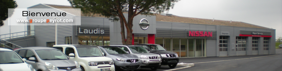 Concession NISSAN Ramonville